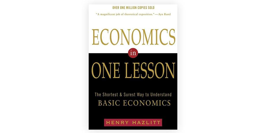 Best Books: 9 Books to Read to Learn Basic Economics Thumbnail