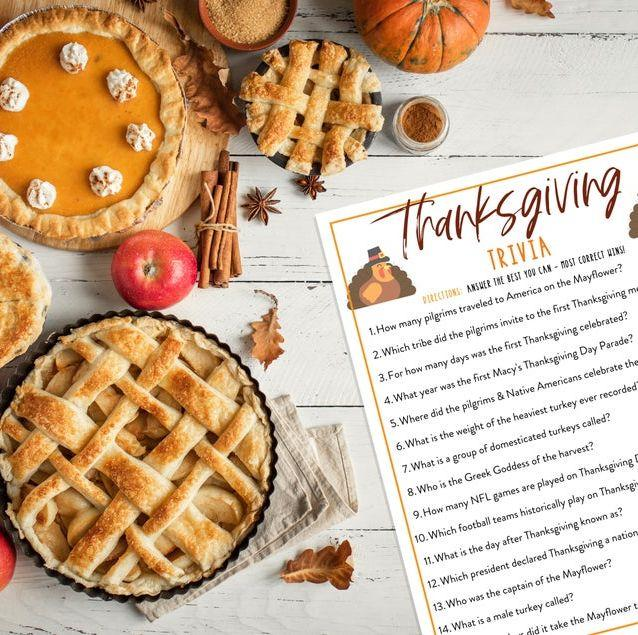 Top 10 Thanksgiving Activites & Traditions for Families Thumbnail