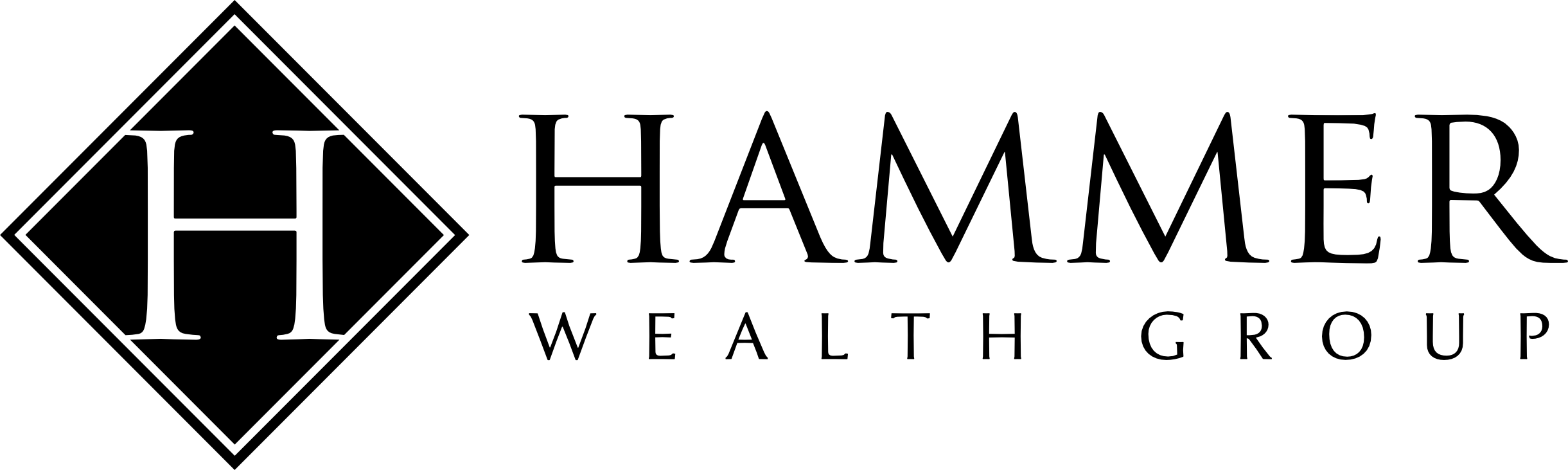 Logo for Hammer Wealth Group | Wealth Management