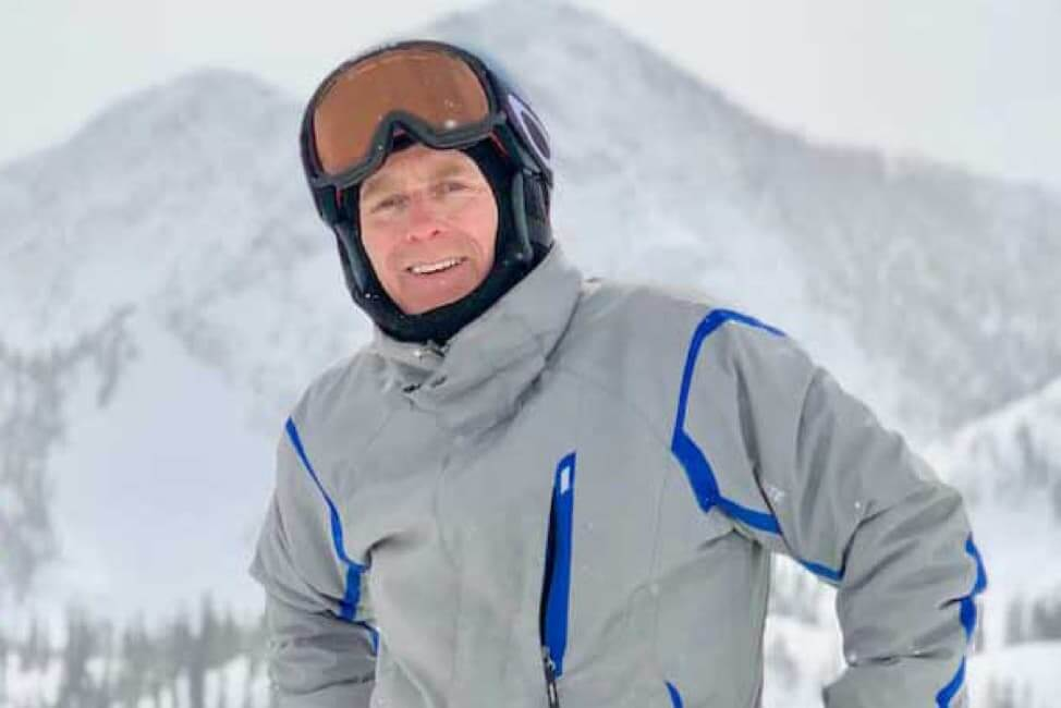 Jim Steel-Skiing in Fernie