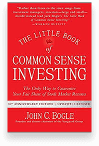 John Bogle-The Little Book of Common Sense
