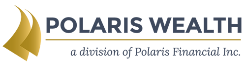 Logo for POLARIS WEALTH