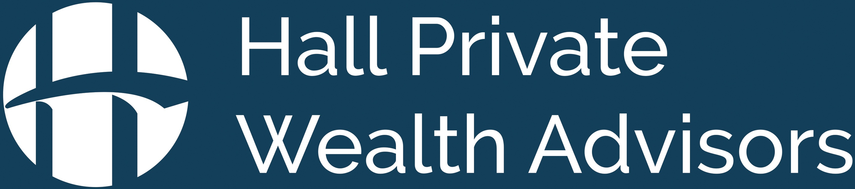 Logo for Hall Private Wealth Advisors