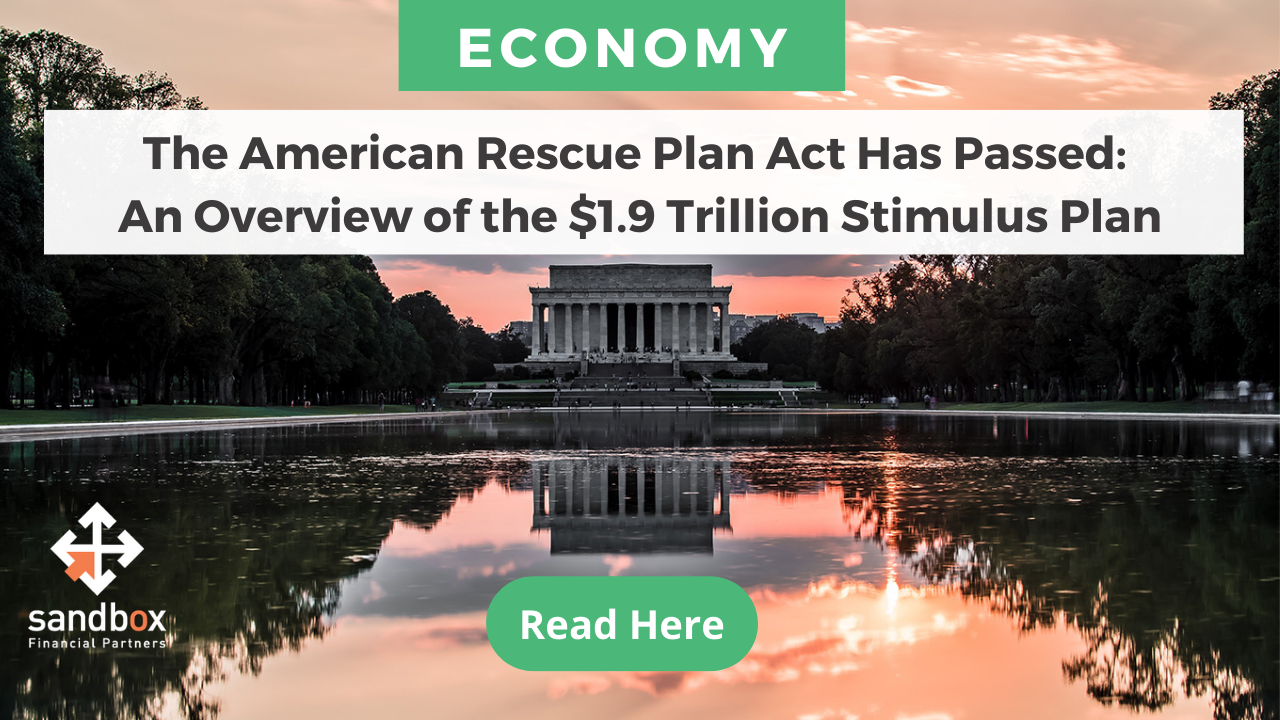 The American Rescue Plan Act Has Passed: Here's an Overview of the $1.9 Trillion Stimulus Plan Thumbnail