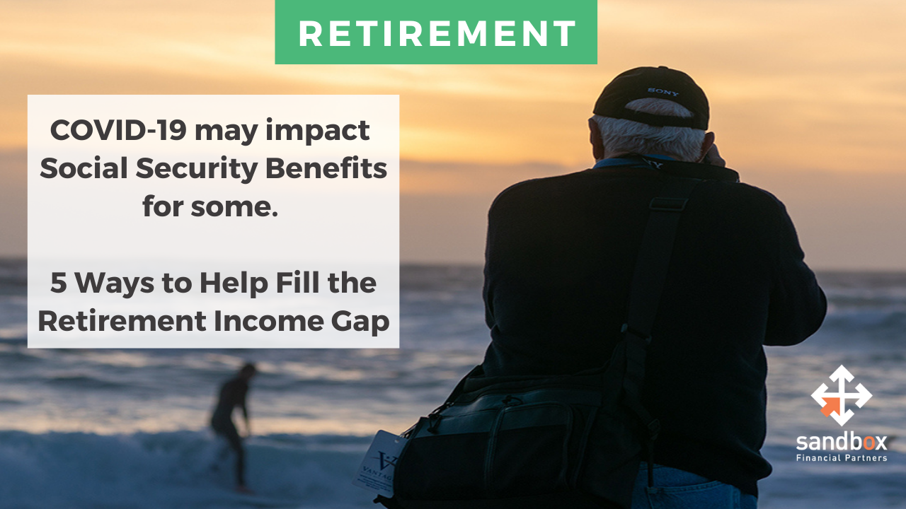 COVID-19 May Impact Social Security Benefits for Some. Here Are 5 Ways to Help Fill the Gap Thumbnail