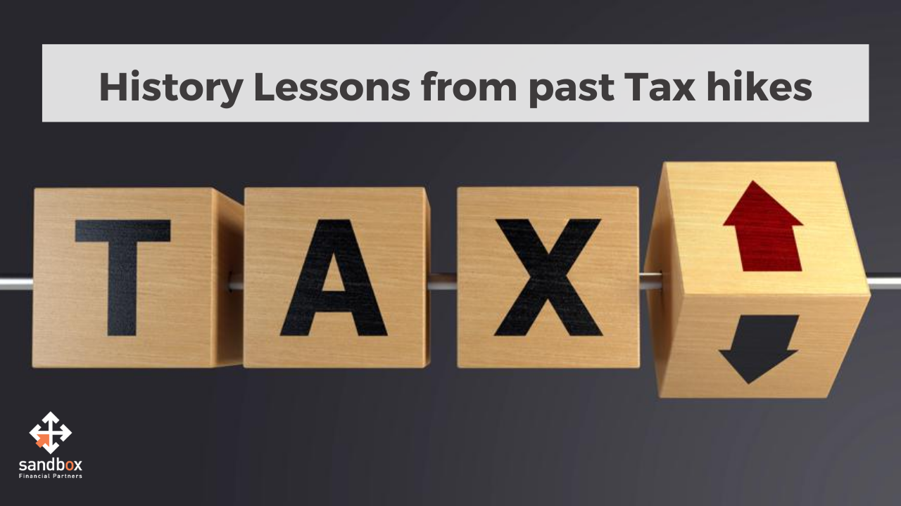 History Lessons from past Tax hikes Thumbnail