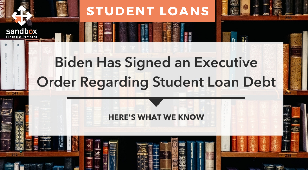 Biden Has Signed an Executive Order Regarding Student Loan Debt: Here's What We Know Thumbnail