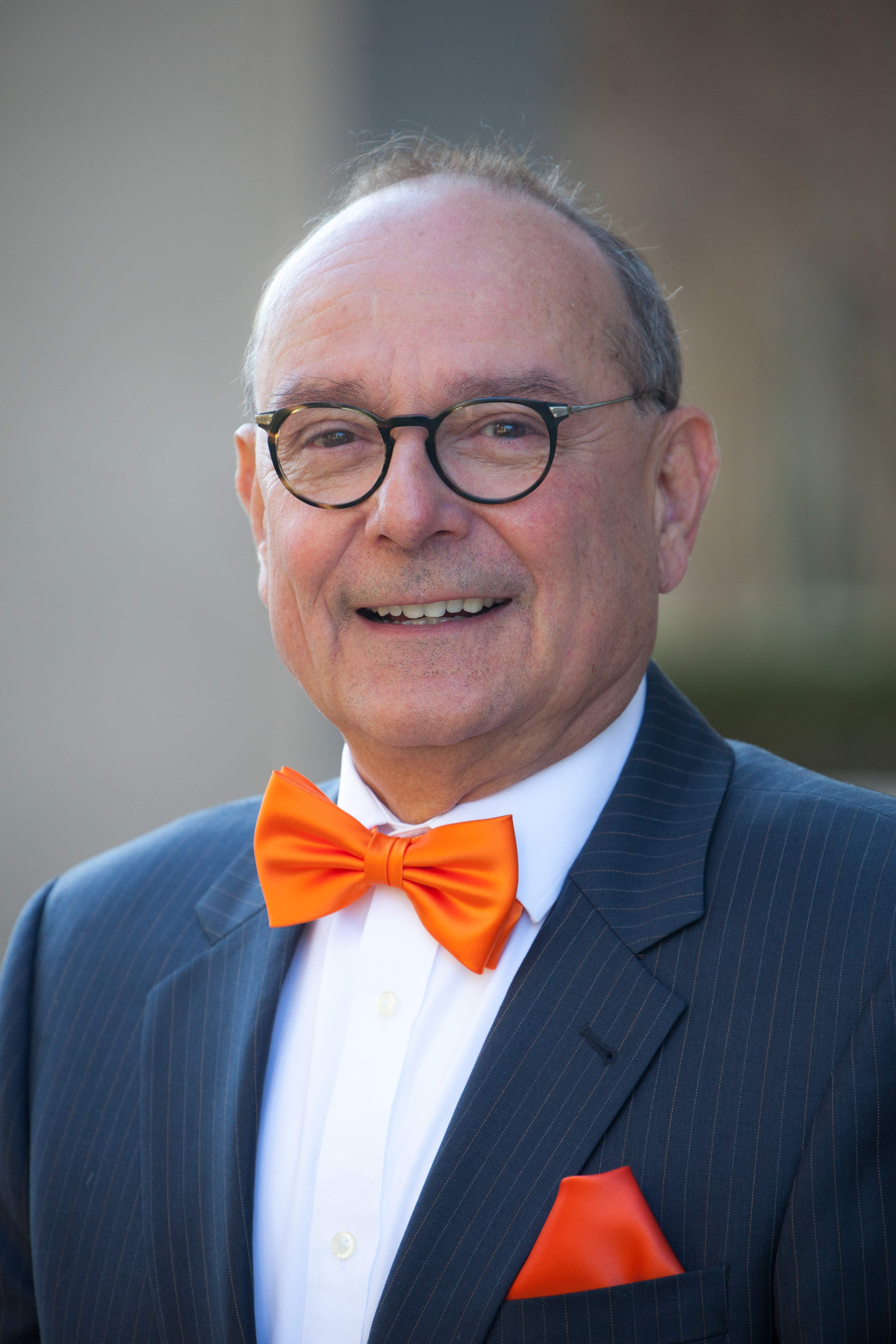 Fred Bohlander headshot