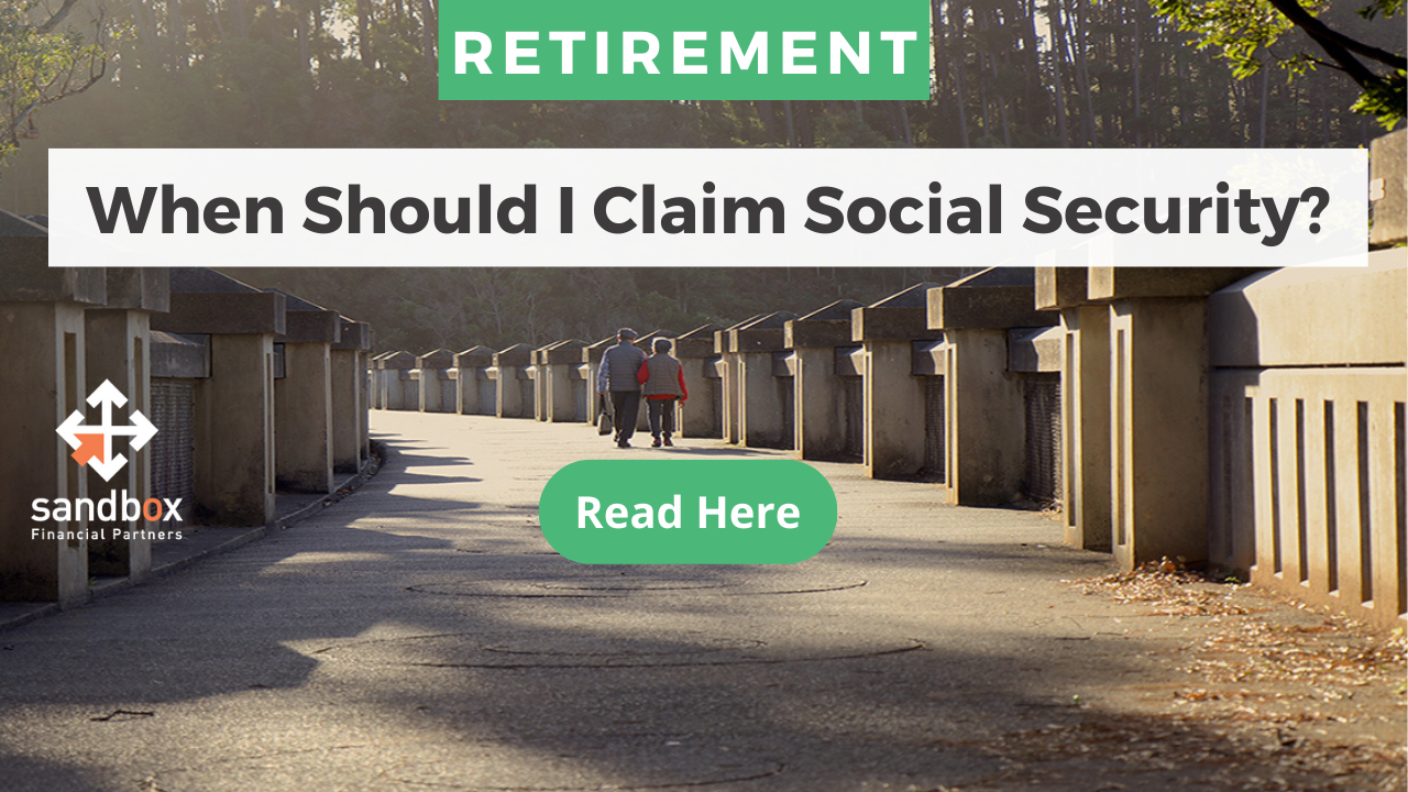 62, 70 or Somewhere In Between? When Should I Claim Social Security? Thumbnail