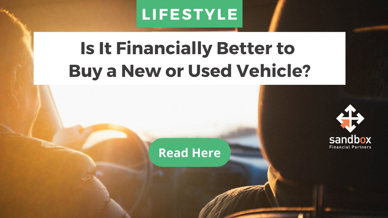 Financially Better to Buy a New or Used Vehicle? Thumbnail