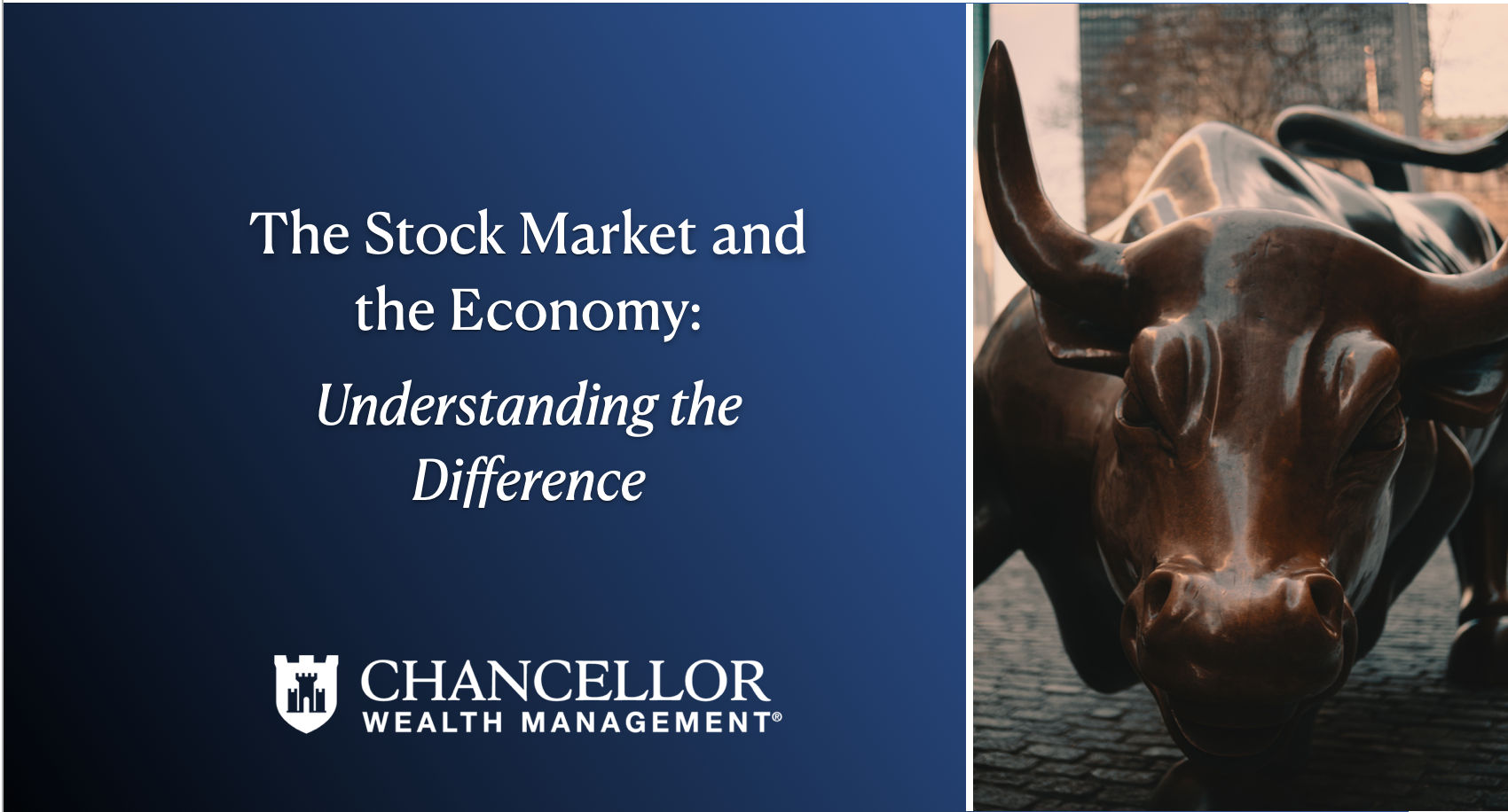 The Stock Market and the Economy: Understanding the Difference Thumbnail