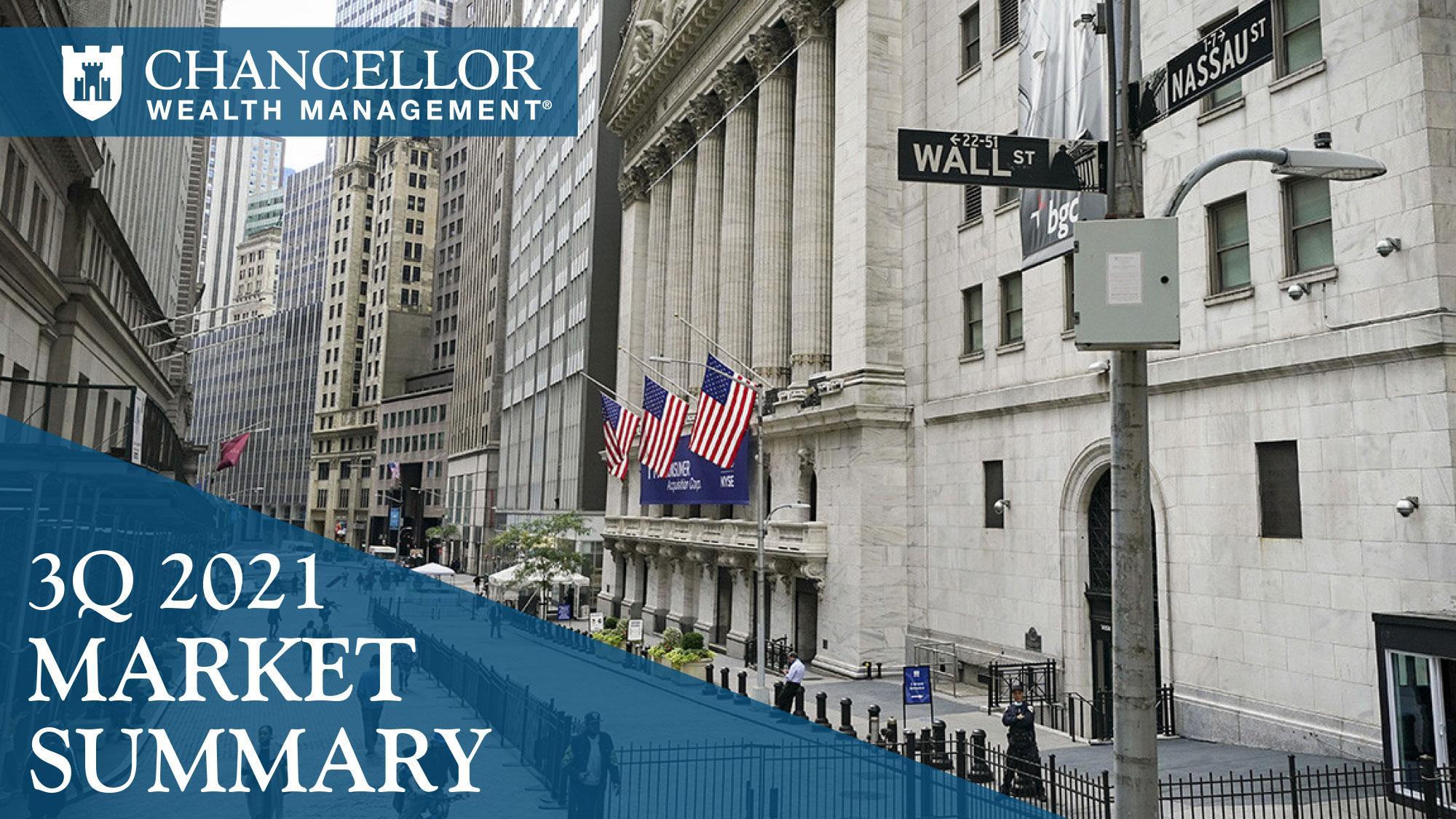 Market Summary 3Q 2021 Thumbnail