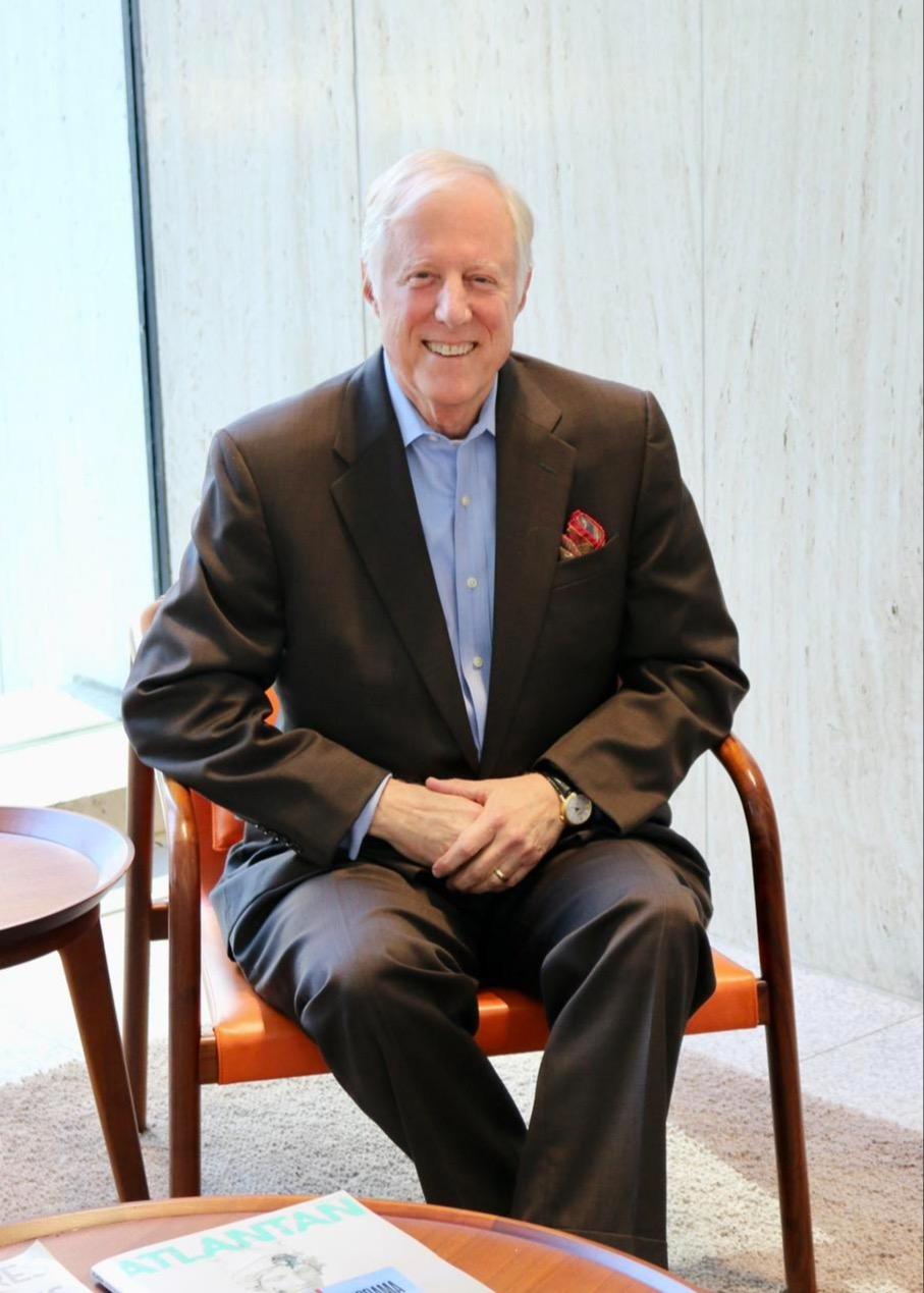 H. Vincent Clanton, MBA, CLU, CFP® Hover Photo