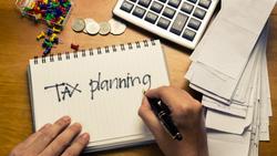 Getting a Jump on January Tax Season  Thumbnail