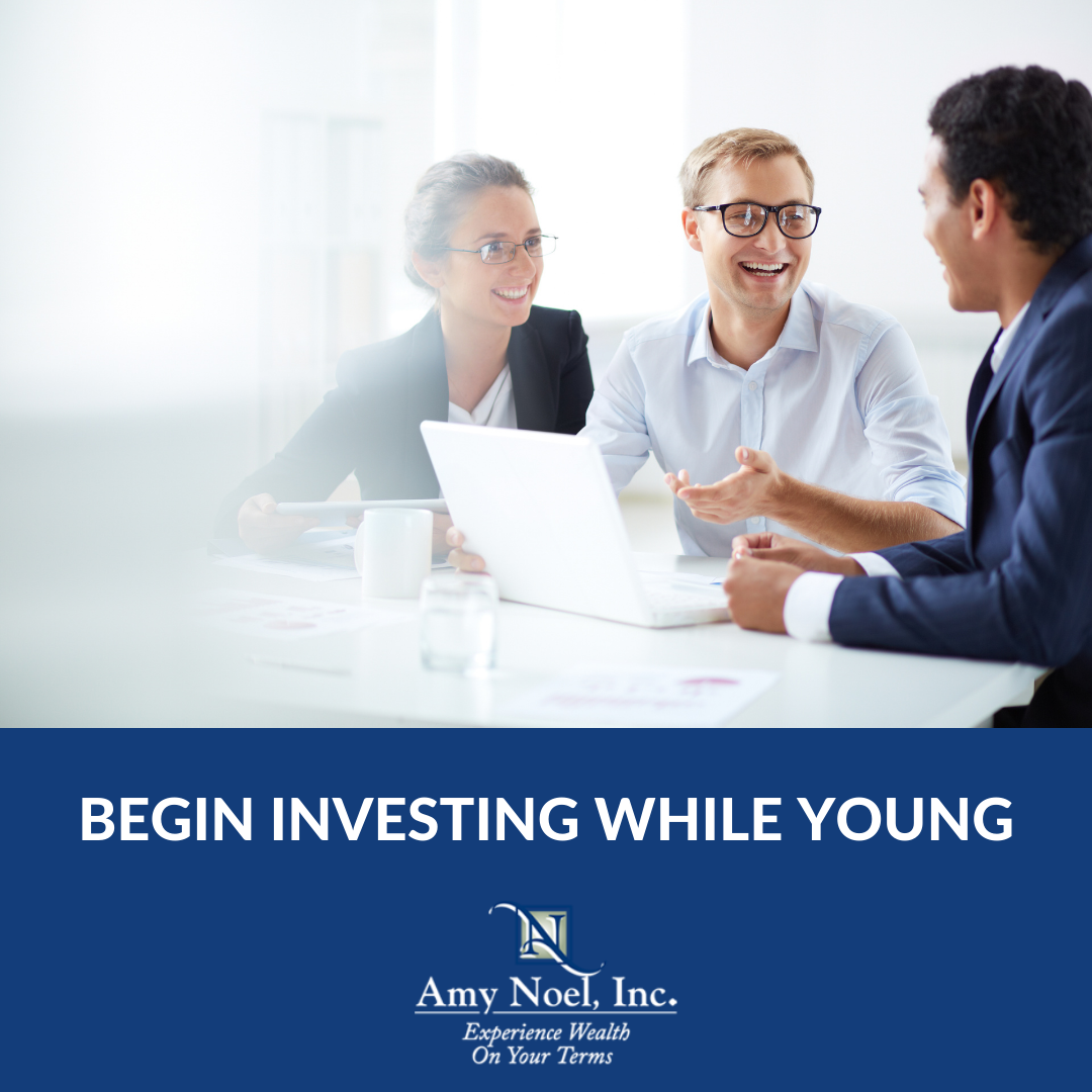 Begin Investing While Young Thumbnail