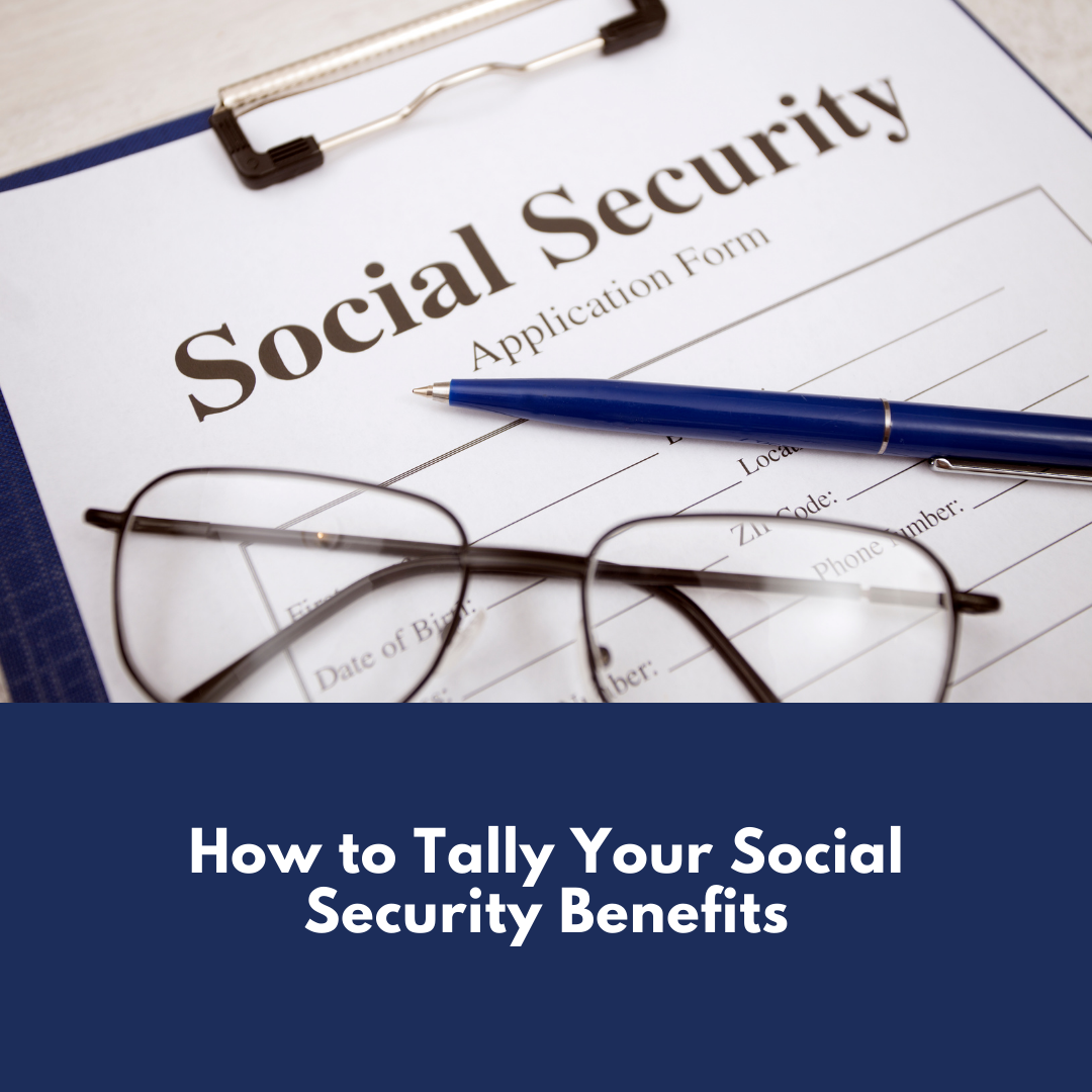 How to Tally Your Social Security Benefits Thumbnail