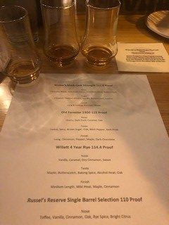 Private Bourbon Tasting Event Cincinnati, OH Oxford Financial Partners