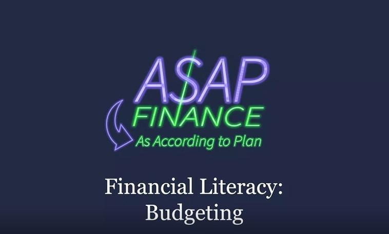 ASAP Finance: Financial Literacy, Budgeting Thumbnail