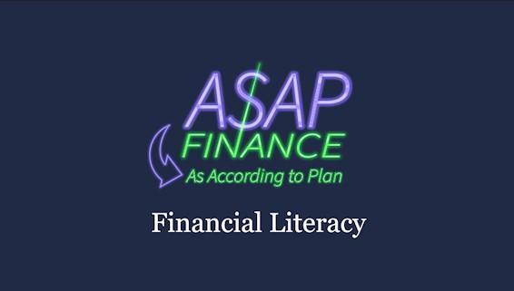 ASAP Finance: Financial Literacy Month Thumbnail