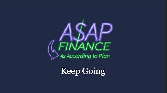 ASAP Finance: Keep Going Thumbnail