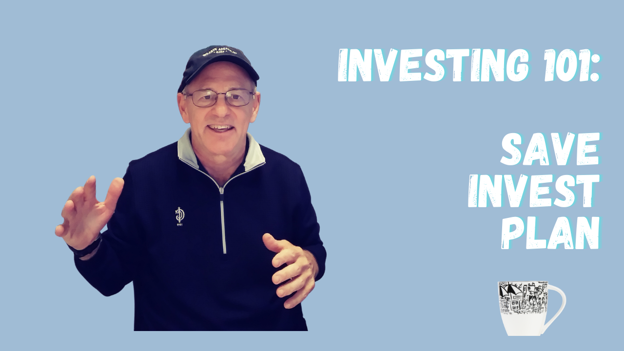 Investing 101: Save, Invest, and Plan for a Life of Wealth and Happiness Thumbnail