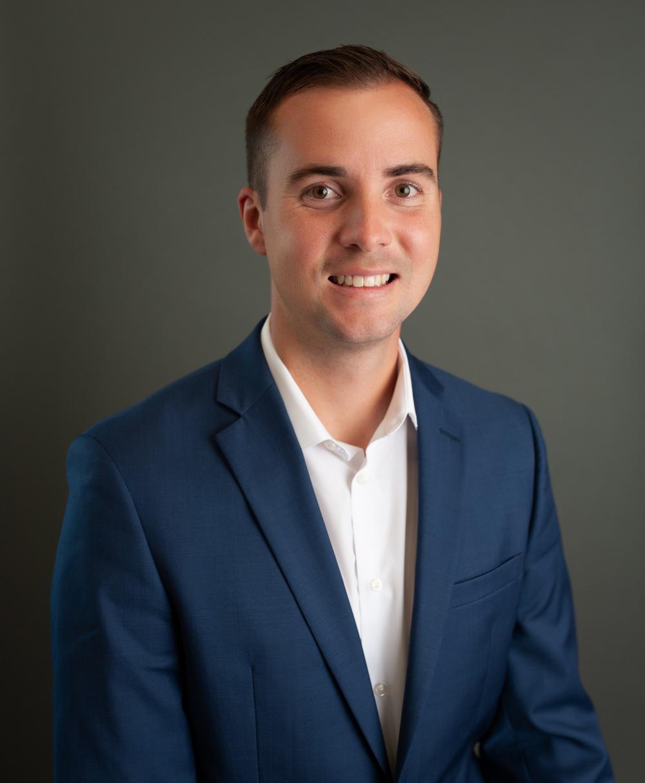 Connor Carnduff, CFP® Photo