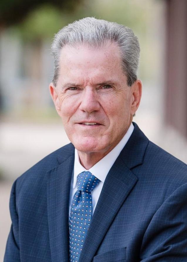 Larry W. Burgess, CFP® Photo