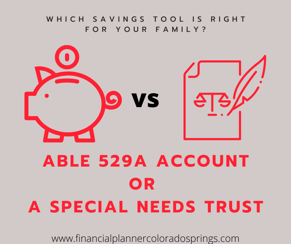 ABLE 529a vs a Special Needs Trust: Which Should I Use? Thumbnail
