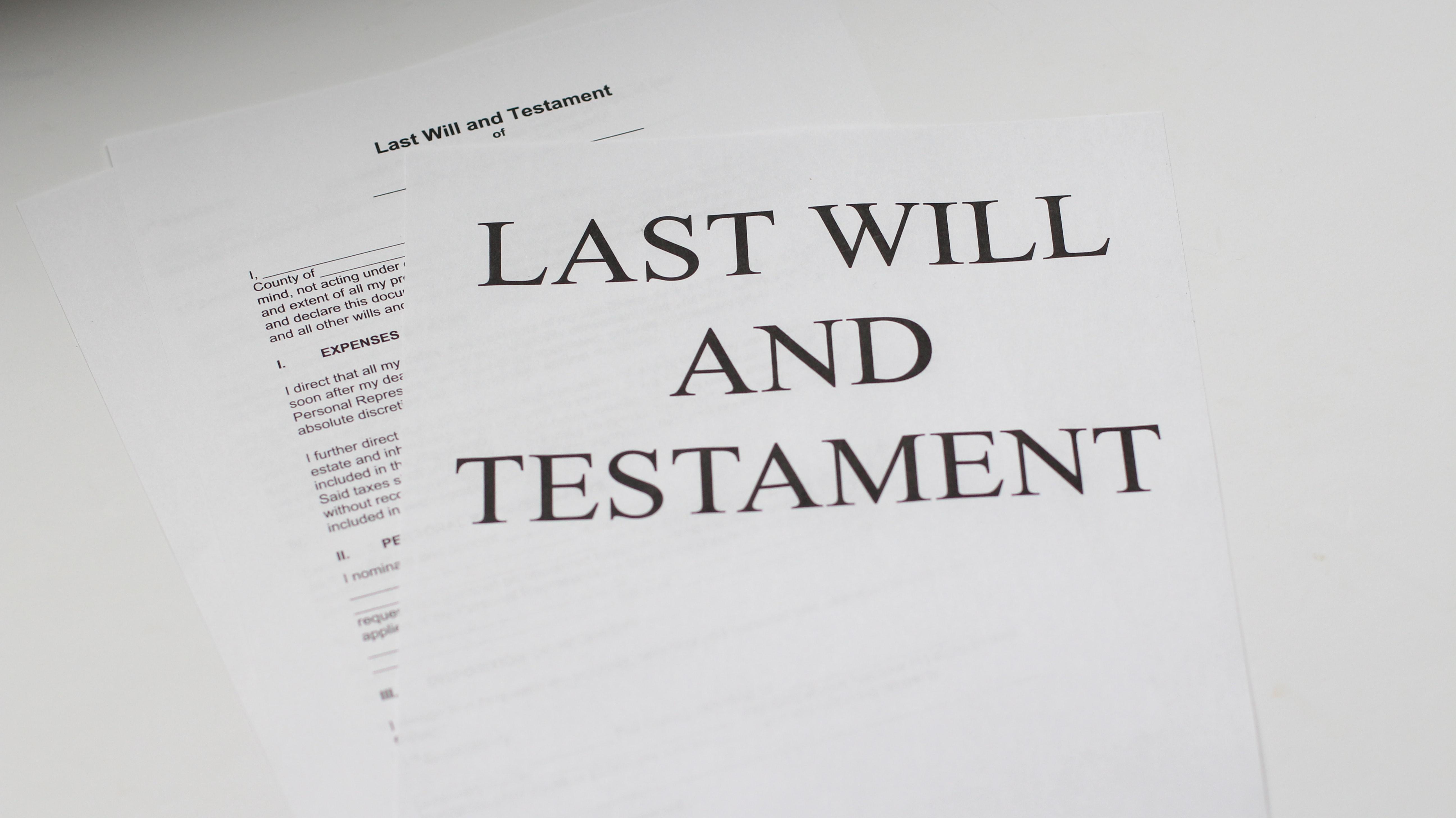 Old Advice Dies Hard; the Myth of Disinheritance Thumbnail