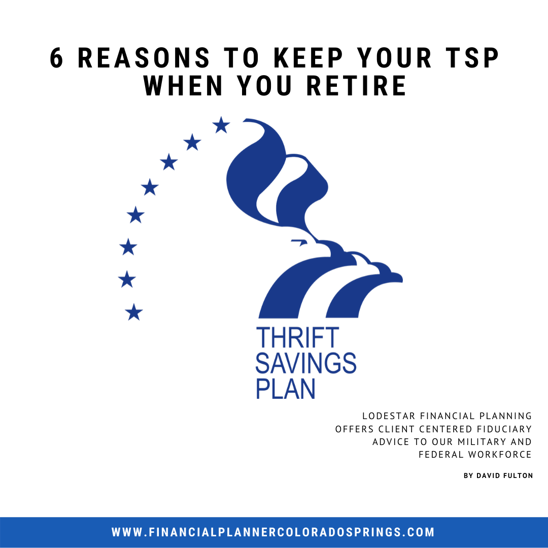 6 Reasons to Keep Your TSP When You Retire Thumbnail