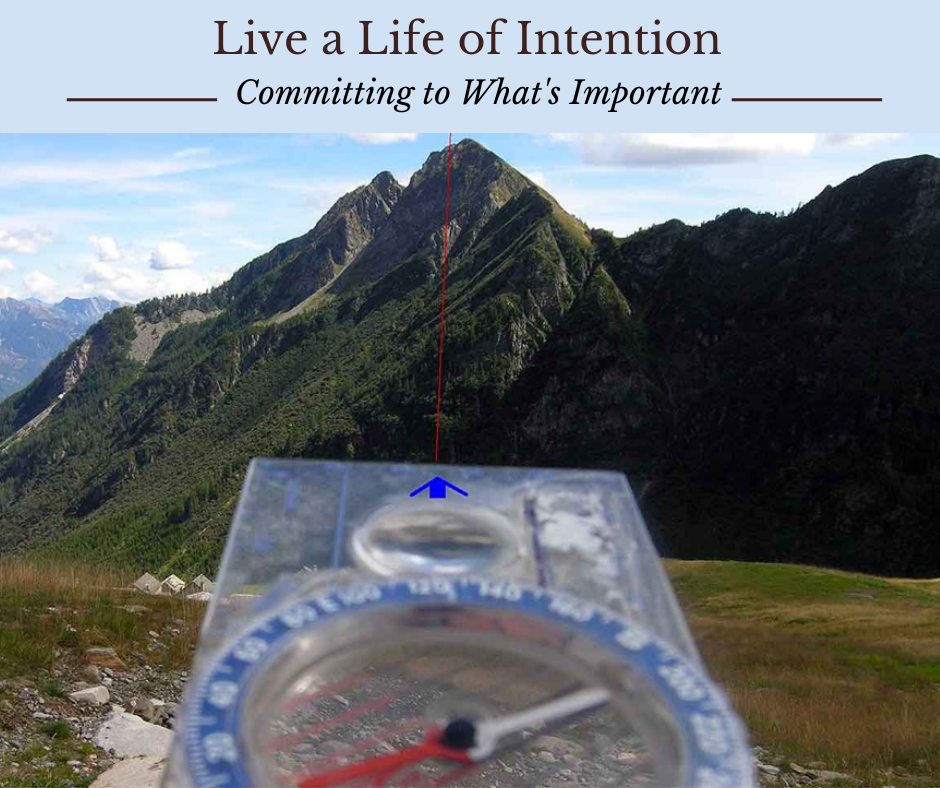 4 Steps to Living a Life of Intention Thumbnail