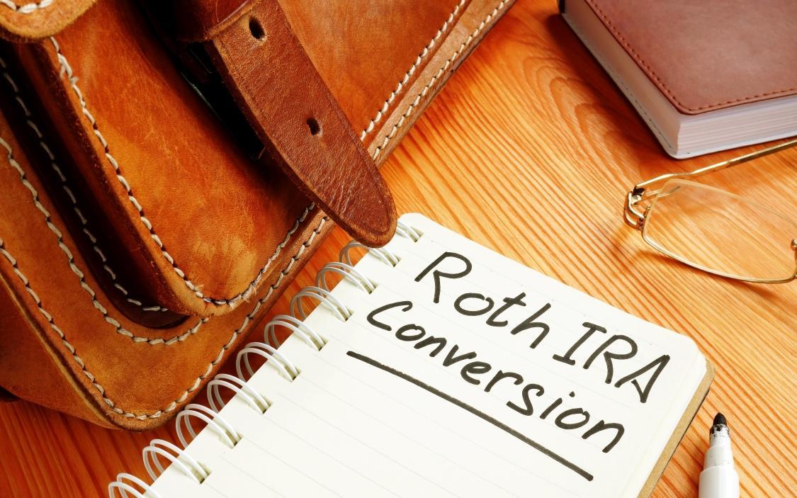 Back-Door Roth Conversions Thumbnail