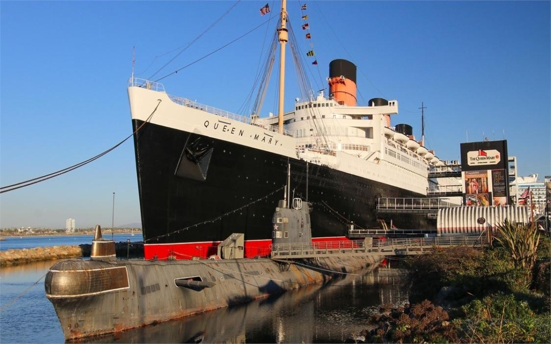 The Queen Mary, Mid-Course Corrections, and a Kidney Transplant Thumbnail