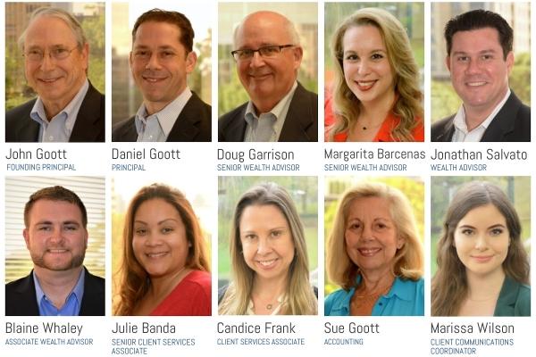 The Investec Team - John Goott, Daniel Goott, Doug Garrison, Margarita Barcenas, Jonathan Salvato, Blaine Whaley, Julie Banda, Candice Frank, Sue Goott, Marissa Wilson