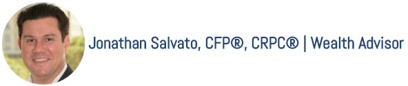 Jonathan Salvato, CFP, CRPC - Wealth Advisor