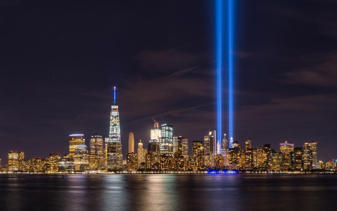 Investec Blog: The 9/11 Tribute in Light Was Dark in 2020