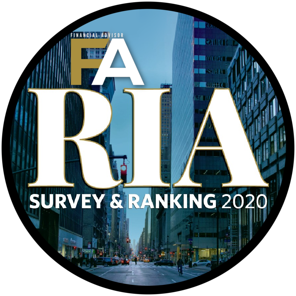 Investec - Financial Advisor Magazine RIA Survey and Ranking, 2020