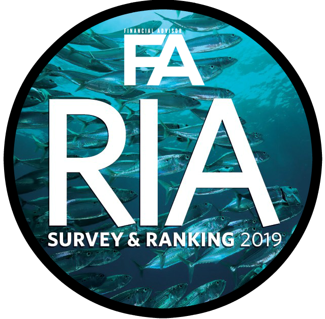 Investec - Financial Advisor Magazine RIA Survey and Ranking, 2019