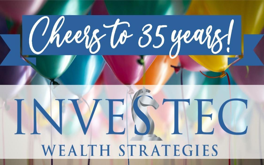 Investec Celebrates Thirty-Five Years Thumbnail