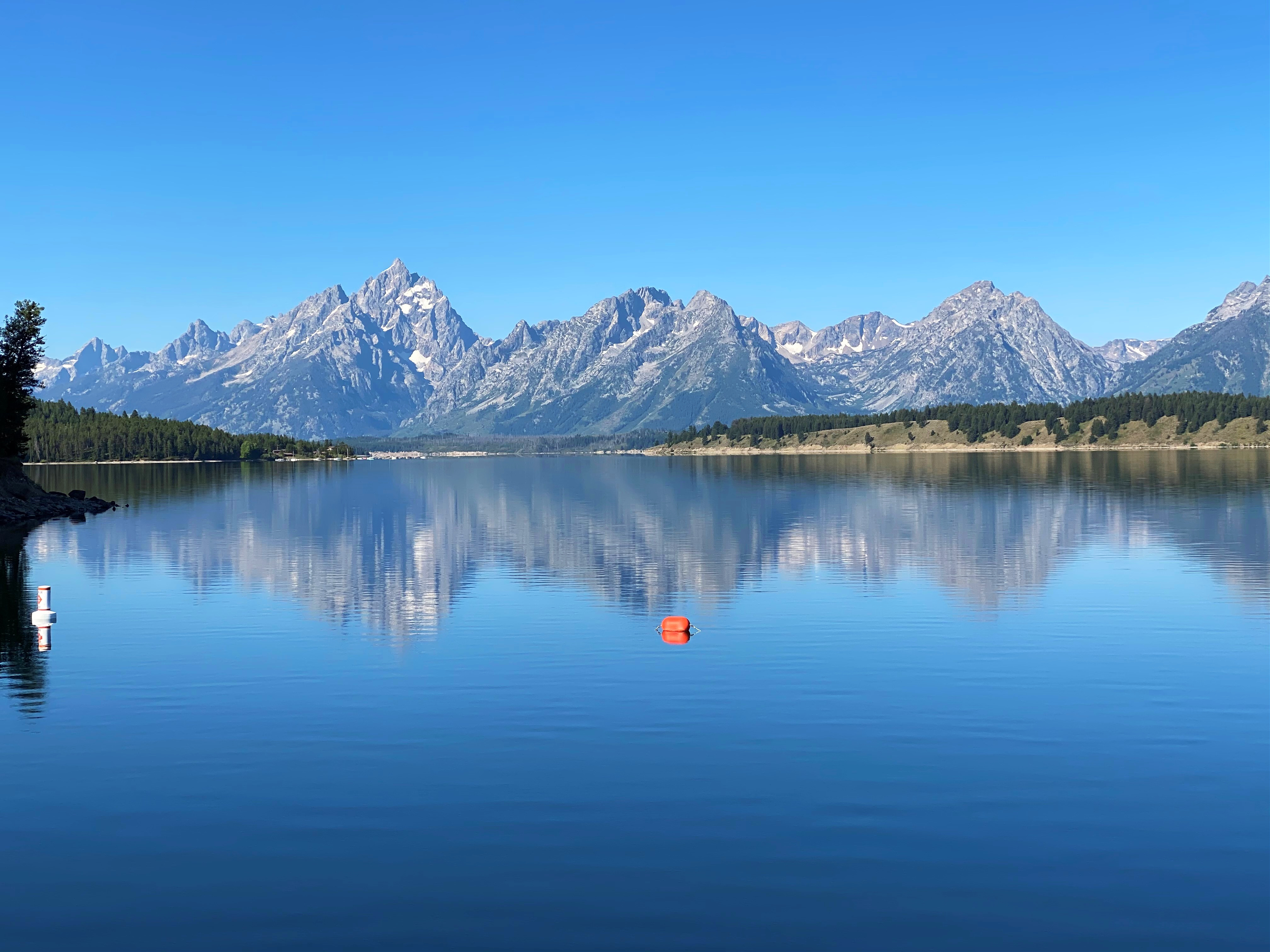 String Lake, Grand Teton National Park - Wyoming