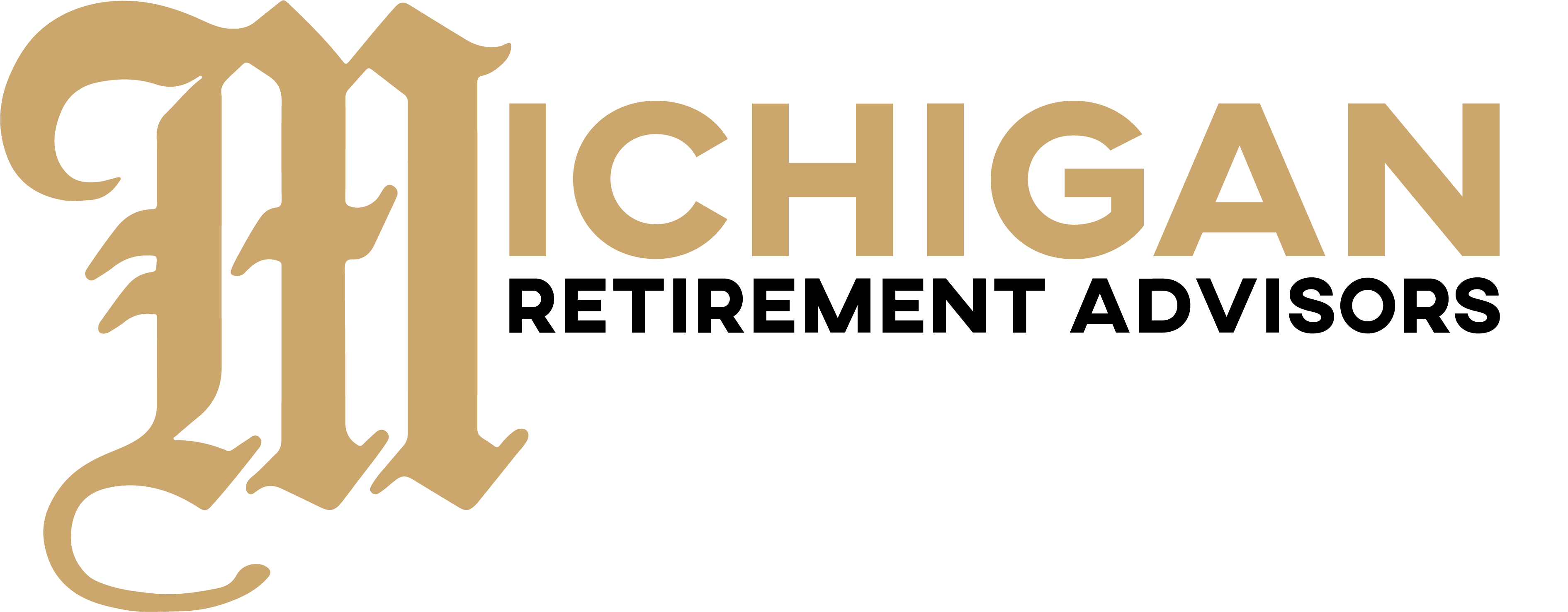 Logo for Michigan Retirement Advisors