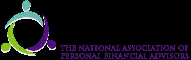 NAPFA logo Mount Pleasant, SC Black Dog Financial Planning