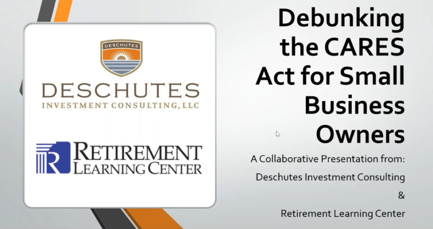 Debunking the CARES Act for Small Business Owners Thumbnail