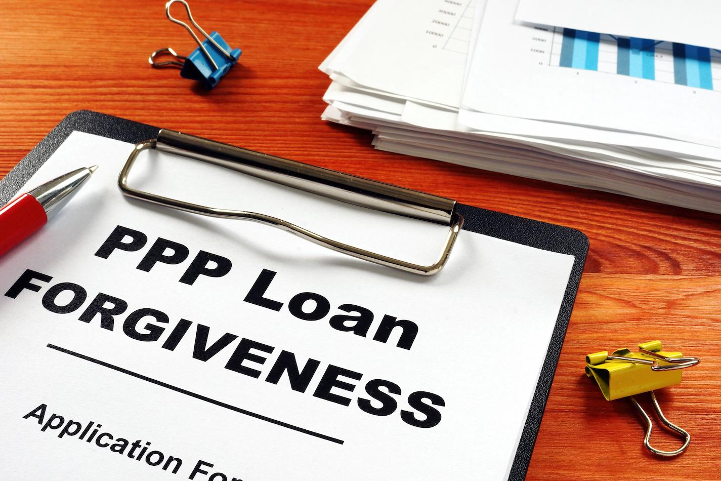 PPP Loan Forgiveness for Partnerships, S and C Corporations  Thumbnail