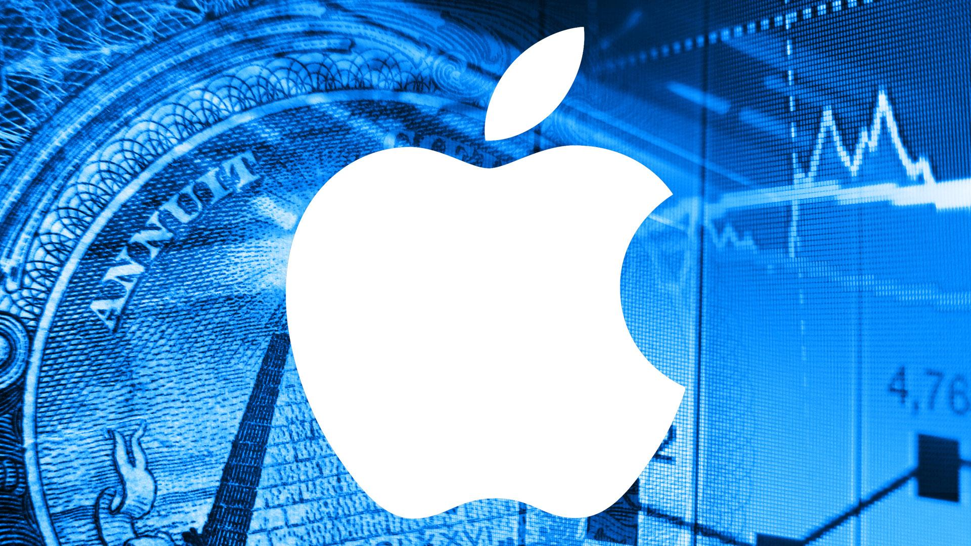 Apple posts record quarter  Thumbnail