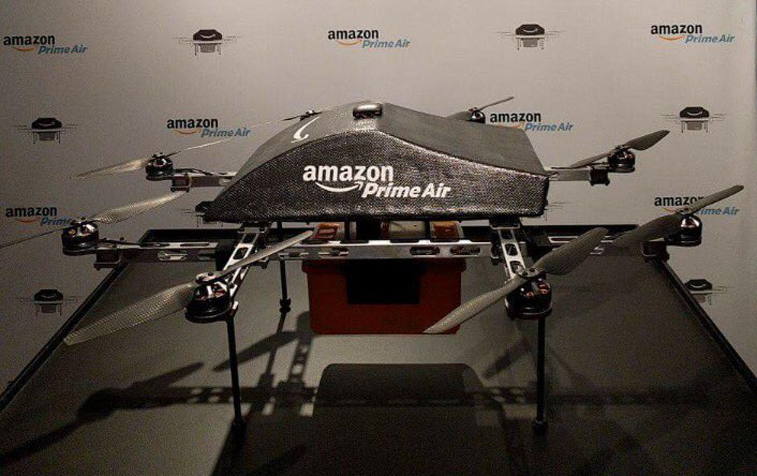 Amazon Prime drone delivery receives FAA approval Thumbnail