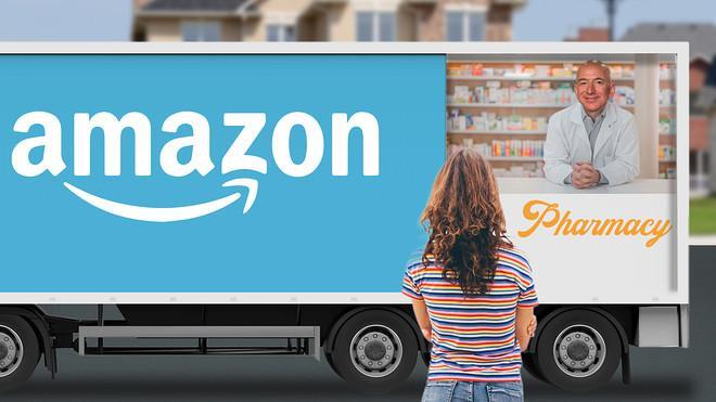 Amazon joining pharmacy business Thumbnail