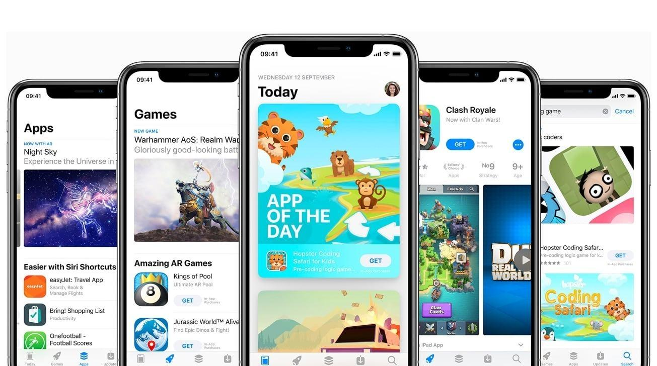 Apple app store sees strong growth in 2020 Thumbnail