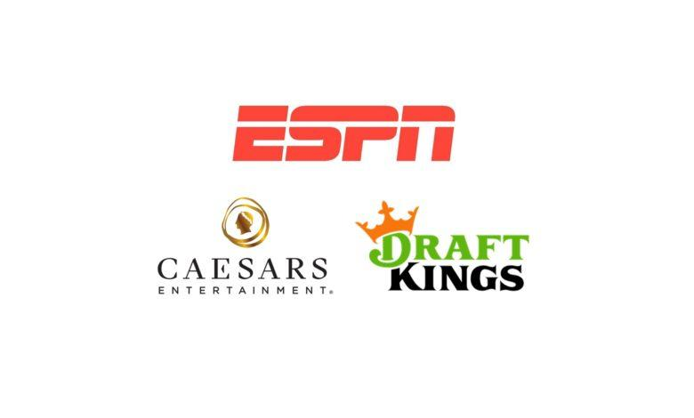 DraftKings and Espn join forces to expand online sports betting Thumbnail