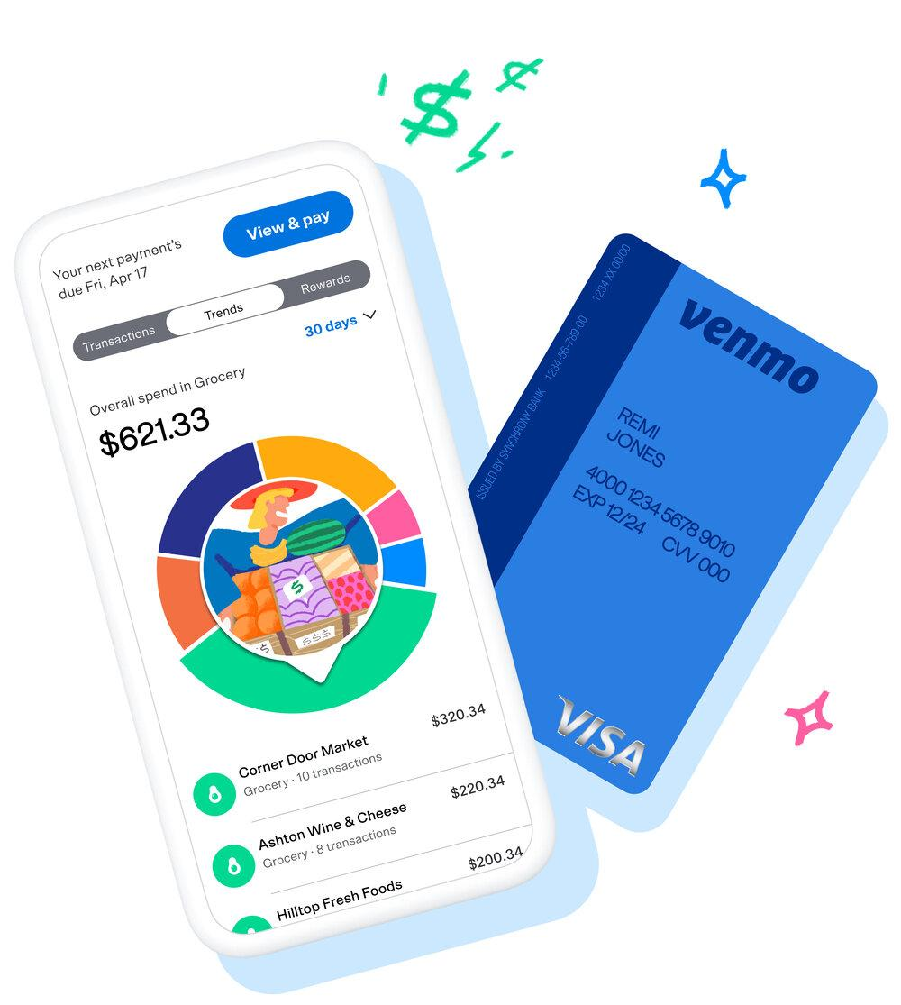 Venmo launches new credit card Thumbnail